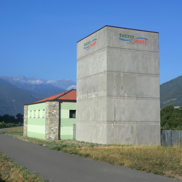 Poschiavino Hydroelectric Power Station